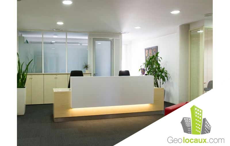 Coworking Montpellier 34000 25 Postes Max Geolocaux