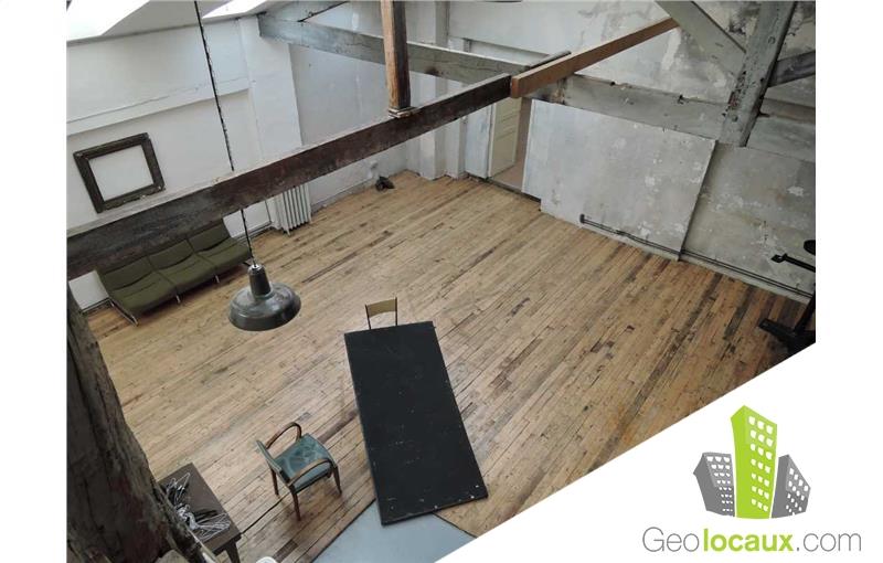 location bureau paris 20 75020 463 m geolocaux. Black Bedroom Furniture Sets. Home Design Ideas