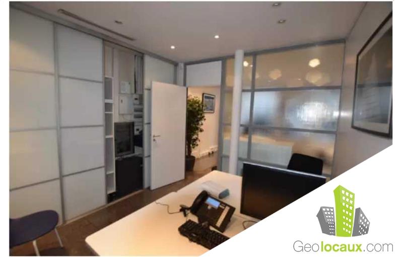 Location bureaux 51 m² non divisibles