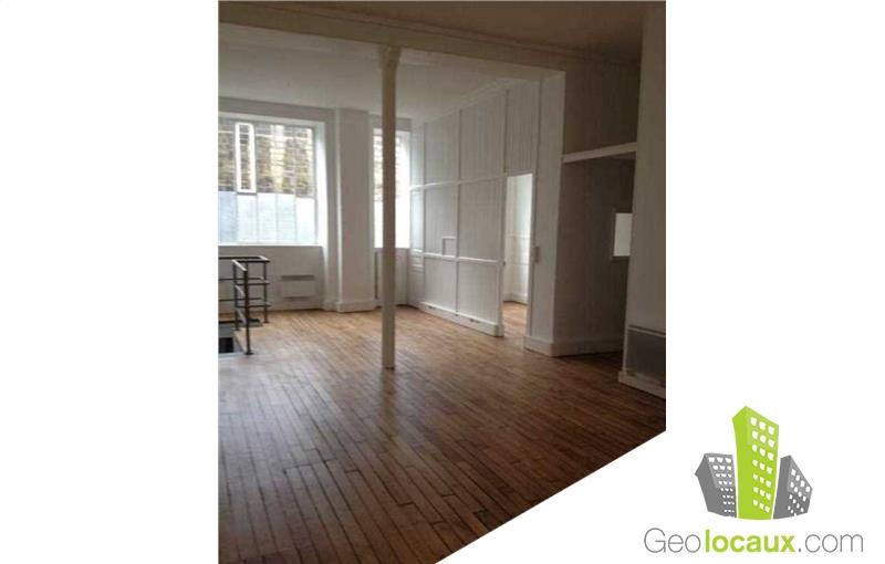 location bureau paris 20 75020 94 m geolocaux. Black Bedroom Furniture Sets. Home Design Ideas