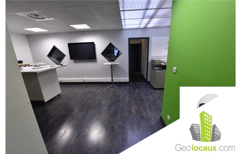 Location entrep t toulouse 31100 573 m geolocaux for Location garage toulouse 31100