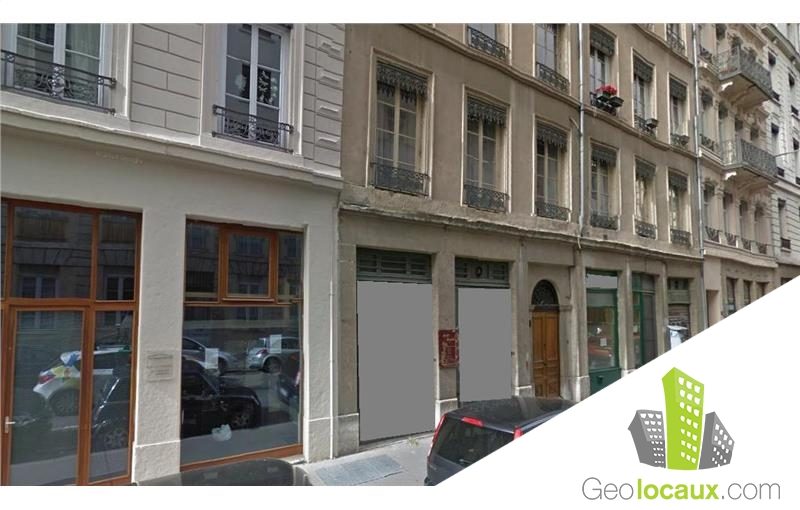 Location local lyon 69006 for Agence immobiliere 69006