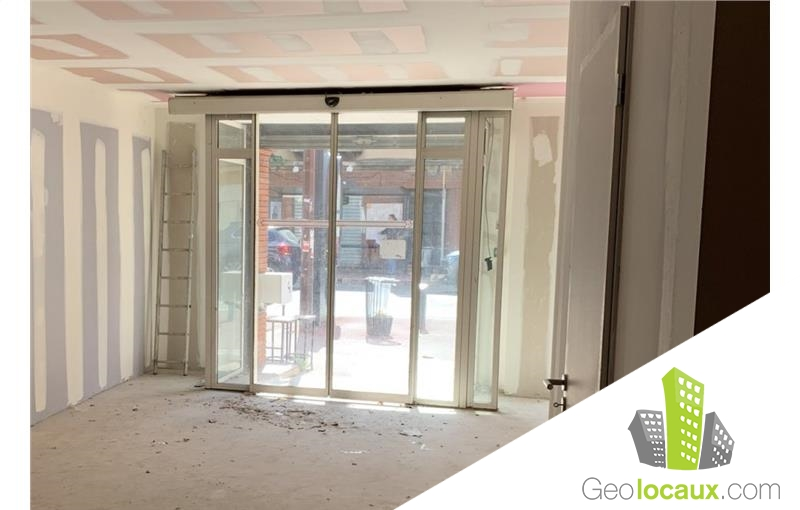 Location local commercial toulouse 31300 96 m geolocaux for Location garage toulouse 31300