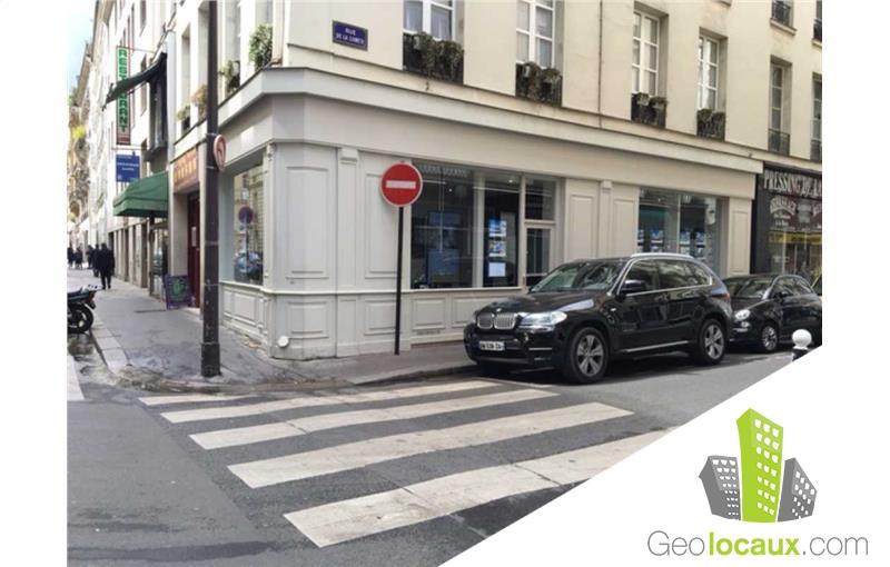 Location local commercial paris 7 75007 110 m geolocaux for Locaux commerciaux atypiques paris