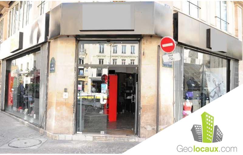 Location local commercial paris 2 75002 148 m geolocaux for Locaux commerciaux atypiques paris