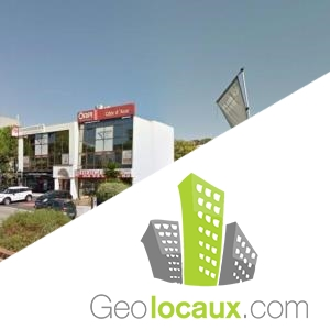 Location local commercial 113 m² non divisibles