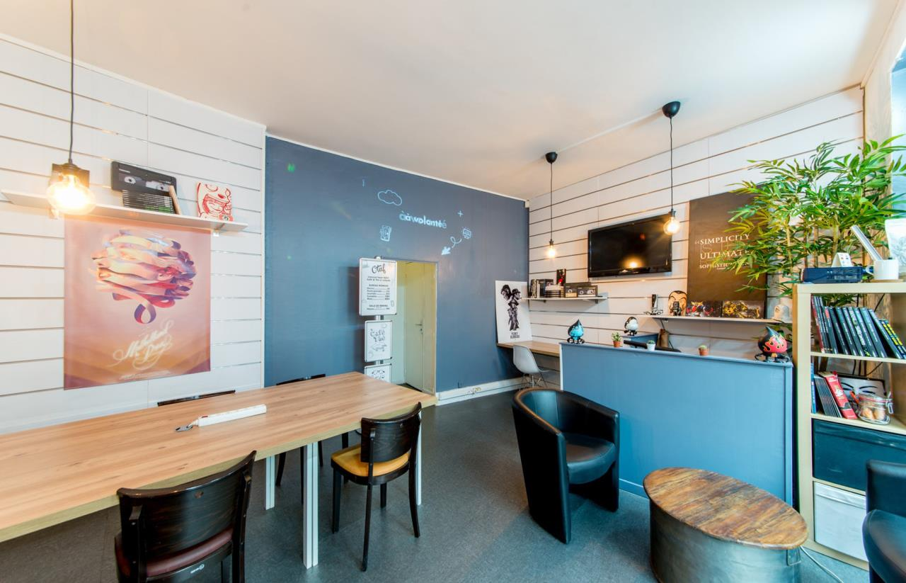 Achat Espace Atypique Lyon location bureau atypique paris 75 - bureau à louer | geolocaux